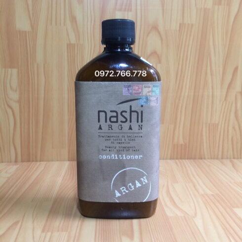 Dầu xả Nashi phục hồi tóc