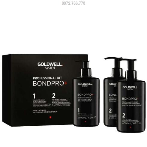 bộ phục hồi tóc goldwell