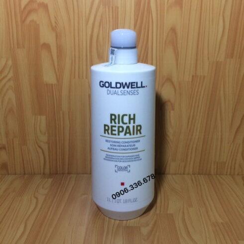 Dầu xả Goldwell rich repair