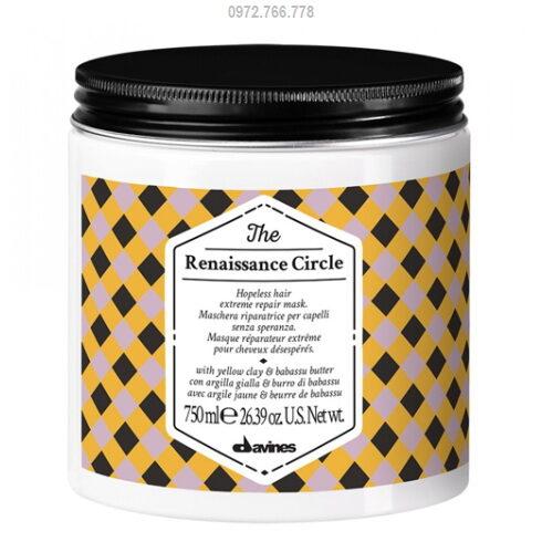 Hấp dầu siêu phục hồi davines the renaissane