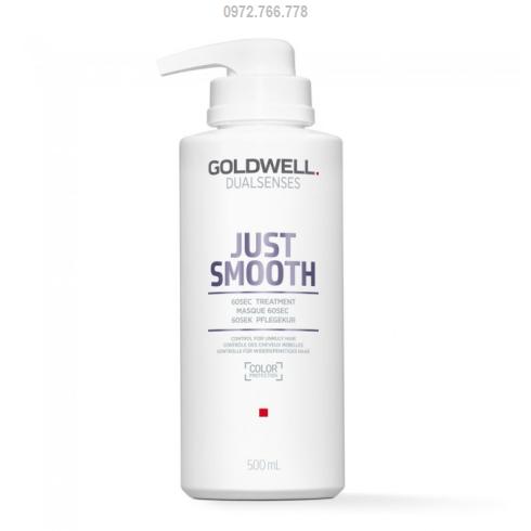 hấp dầu suôn mượt goldwell smooth