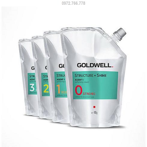 thuốc duỗi tóc goldwell