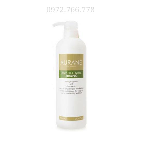 Dầu gội dành cho tóc dầu Aurane