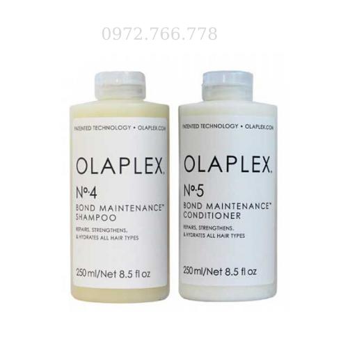 Dầu gội xả Olaplex
