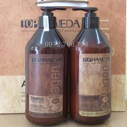 Dầu gội xả phục hồi tóc Haneda