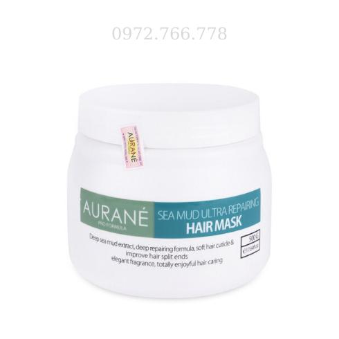 Hấp dầu Auran dưỡng màu tóc nhuộm