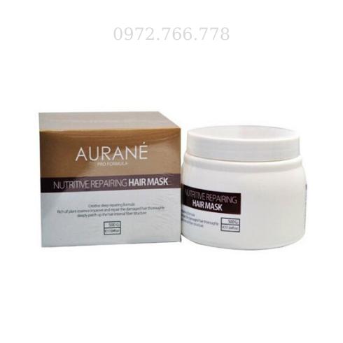 Hấp dầu Aurane phục hồi tóc