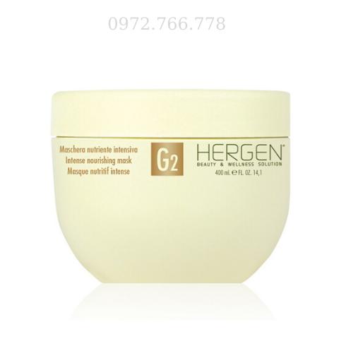 Hấp dầu bes hergen g2 phục hồi tóc