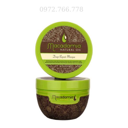 Hấp dầu phục hồi tóc Macadamia
