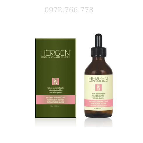 Serum điều trị cân bằng tóc dầu bes hergen p2