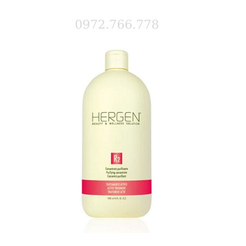 Tinh chất hergen collagen