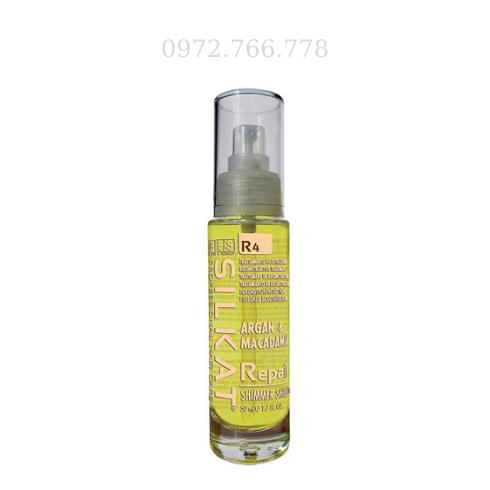 Tinh dầu bes argan silkat r4