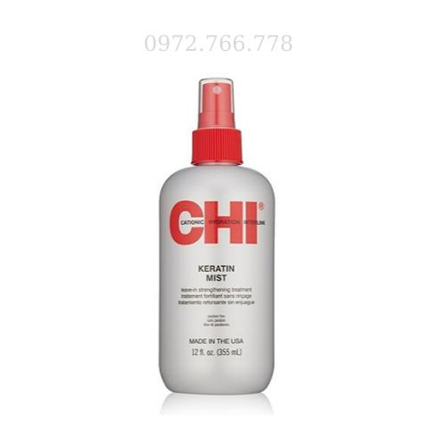 Xịt dưỡng tóc CHI